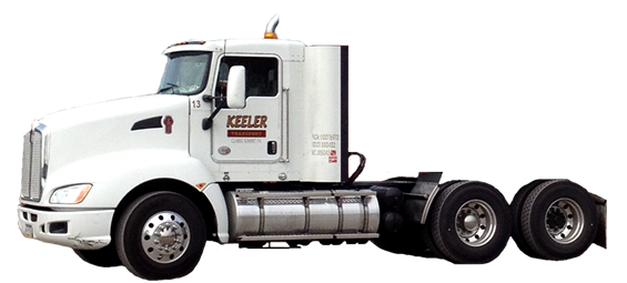 Keeler Transport - Our Fleet of trucks is ready to roll